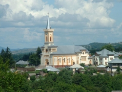 pusztina  templom