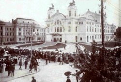 Kolozsvár, Nemzeti Színház