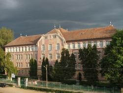 A székelykeresztúri Zeyk Domokos Iskolaközpont